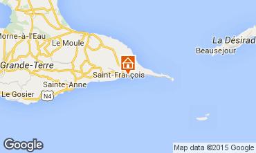 Carte Saint Francois Appartement 68788