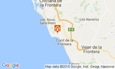Carte Conil de la Frontera Chalet 103983