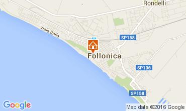 Carte Follonica Appartement 85671