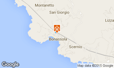 Carte Bonassola Appartement 47494