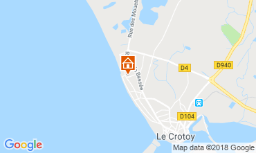 Carte Le Crotoy Appartement 116913