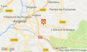 Carte Avignon Maison 114143