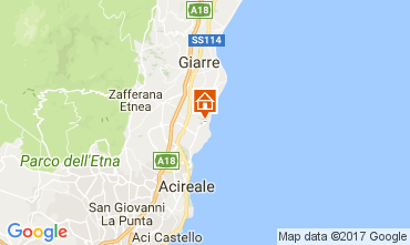 Carte Acireale Villa 83669