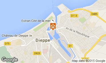 Carte Dieppe Appartement 99599