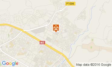 Carte Agadir Appartement 92479