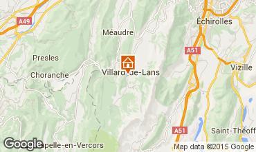 Carte Villard de Lans - Corrençon en Vercors Villa 101987