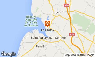 Carte Le Crotoy Maison 79874