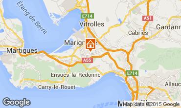 Carte Gignac-la-Nerthe Villa 77032