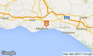 Carte Albufeira Appartement 11464
