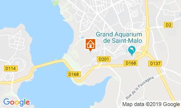 Carte Saint Malo Appartement 118546
