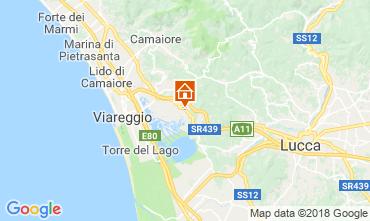 Carte Massarosa Villa 116259