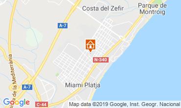 Carte Miami Playa Villa 67008