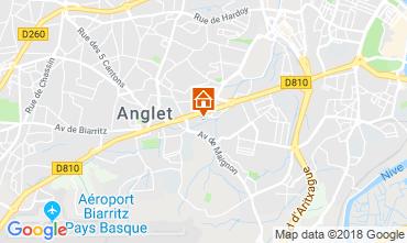 Carte Anglet Studio 15504