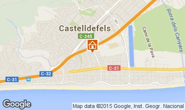Carte Casteldefels Appartement 59696