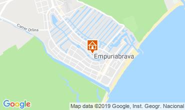 Carte Empuriabrava Villa 116391