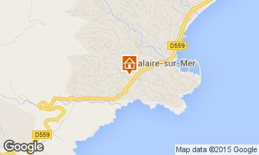 Carte Cavalaire-sur-Mer Appartement 29401