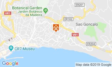 Carte Funchal Maison 118021