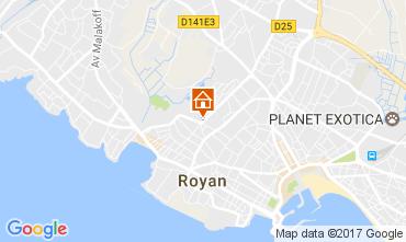 Carte Royan Appartement 95131