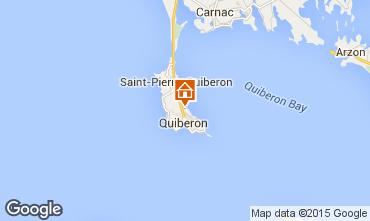 Carte Quiberon Appartement 28770