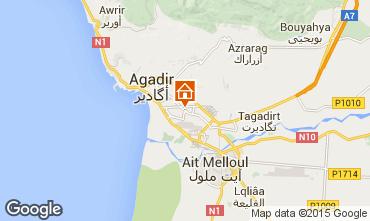 Carte Agadir Appartement 22477
