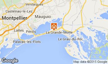 Carte La Grande Motte Appartement 63826
