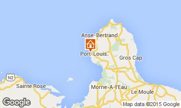 Carte Port Louis Appartement 81742