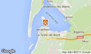 Carte Arcachon Appartement 67051