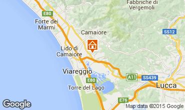 Carte Viareggio Appartement 70889