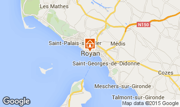 Carte Royan Appartement 78388