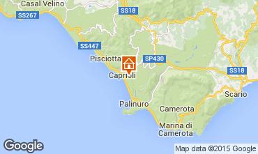 Carte Pisciotta Appartement 62782