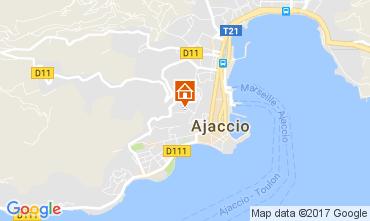 Carte Ajaccio Appartement 99826