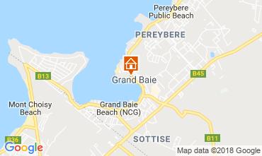 Carte Grand Baie Appartement 55261