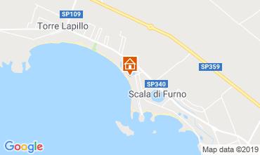 Carte Porto Cesareo Appartement 116787