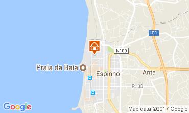 Carte Espinho Appartement 109556