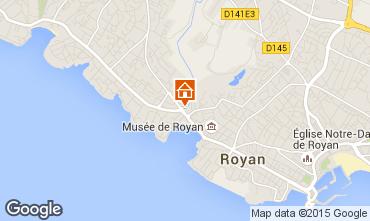 Carte Royan Appartement 84960