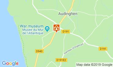 Carte Audinghen Studio 119200