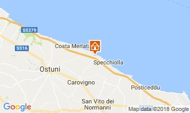 Carte Ostuni Villa 94351