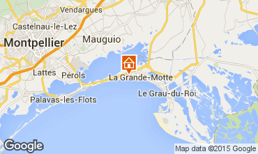 Carte La Grande Motte Appartement 78143