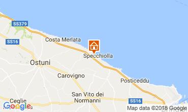 Carte Lido Specchiolla Villa 114274