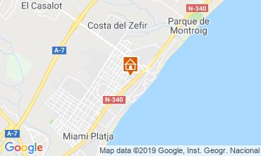 Carte Miami Playa Maison 117886