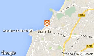Carte Biarritz Studio 35735