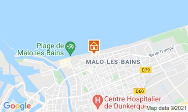 Carte Malo Les Bains Studio 77972