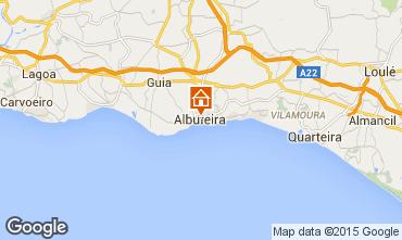 Carte Albufeira Appartement 78175