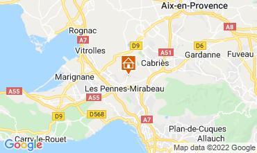 Carte Aix en Provence Maison 87754