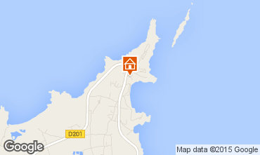 Carte Saint Malo Mobil-home 25395