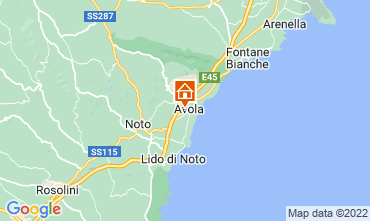 Carte Avola Appartement 57459