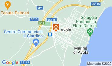 Carte Avola Appartement 57459