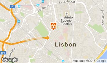 Carte Lisbonne Appartement 91900