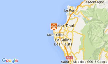 Carte Saint Gilles Villa 104112