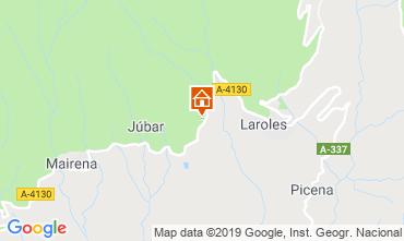 Carte Laroles Gite 83882